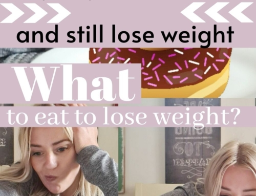 What to Eat to Lose Fat? Can You Have It All and Still Lose Weight?